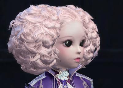 女儿的发型很重要!